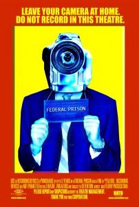 Federal Prison poster