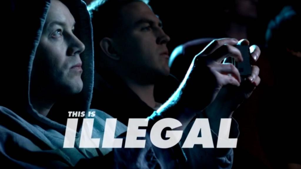 NATO 2013 Movie Theft PSA