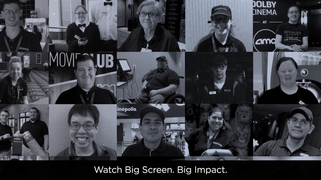 Big Screen. Big Impact.