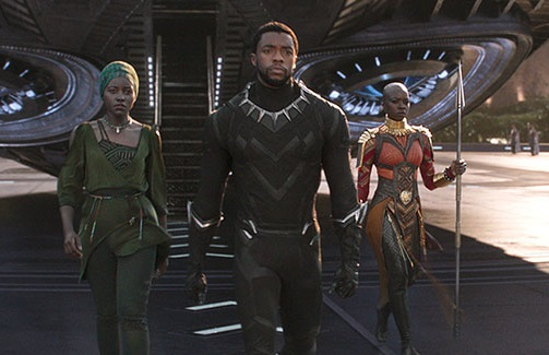 index of black panther